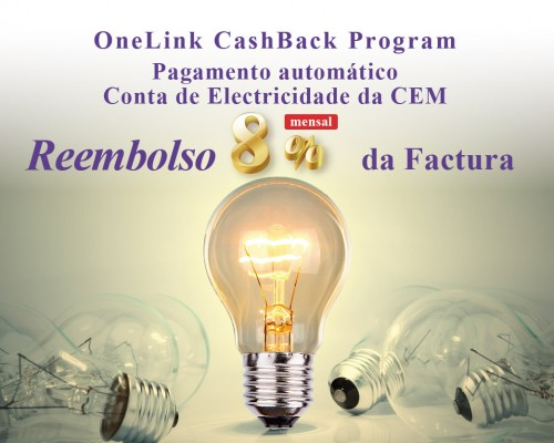 OneLink Cashback Program