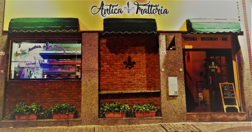"Well Link Customers benefit from 20% discount""in Italian Restaurant Antica Trattoria"